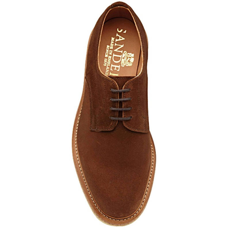 d5781e1fe05aa Sanders Archie. Smart casual suede Gibson design. Previous