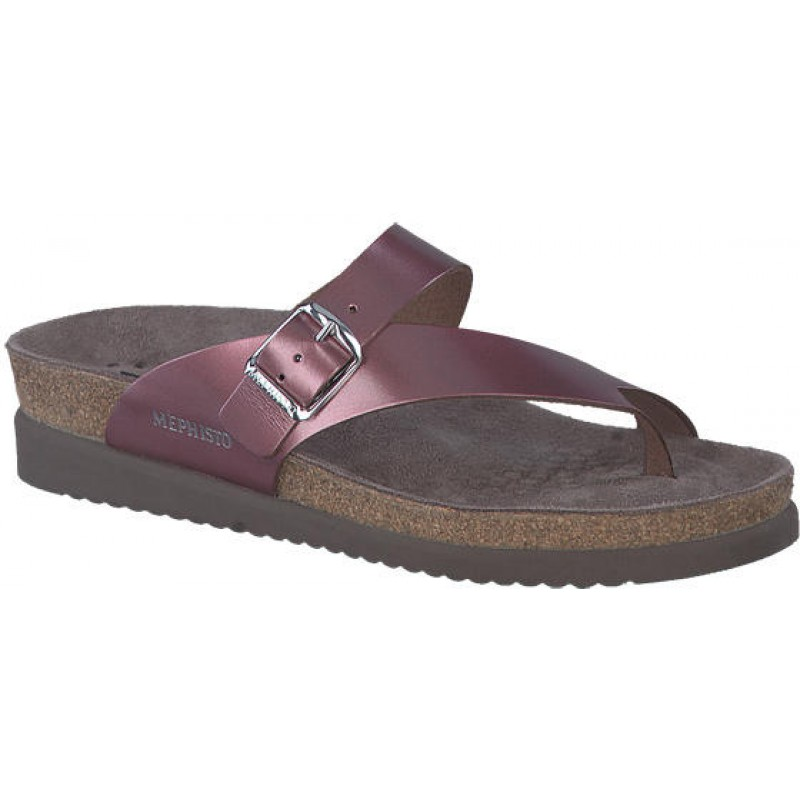 ecdc78468728 Mephisto Helen. Attractive and Popular toe post design sandal