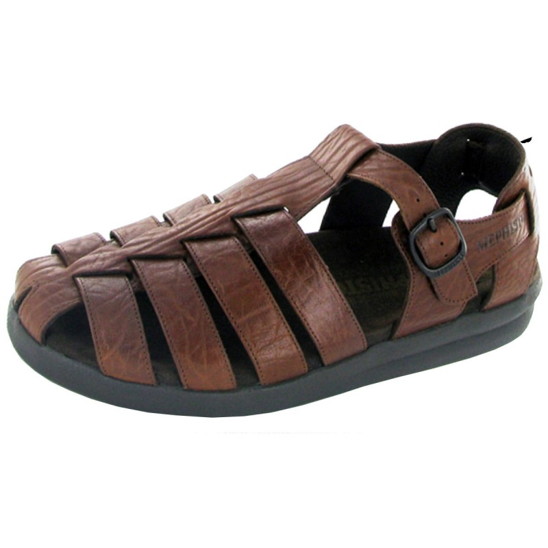 99cd2fb9b58 Mephisto Sam. Classic Fisherman Sandal design
