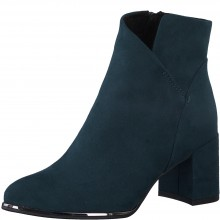 Block Heel Ankle Boot 25095-35