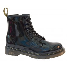 Dr Martens Kids Delaney Black Patent 15382003