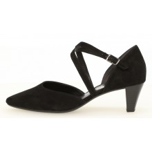 Callow 363-17 - Black Suede