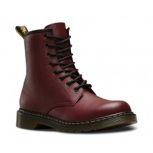 Dr Martens Kids  1460 - J-Cherry Red Softy T - 15382601