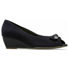 Appledore Midnight Suede