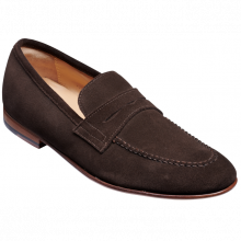 Ledley 4354 - Bitter Chocolate Suede