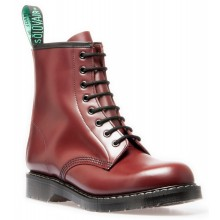 8 Eye Derby Boot - Oxblood