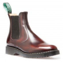 Burgundy HS Dealer Boot