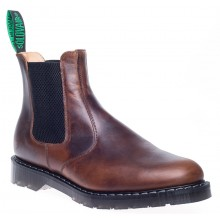 Solovair Gaucho Crazy Horse HS Dealer Boot