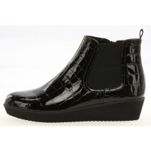 Ghost 96-050-97 - Black Patent Croc