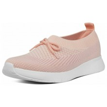 FitFlop Adora Marble Knit Ballerina with Bow