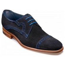 Ashton 8879 Navy Suede