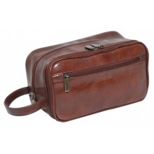 Ashwood Chelsea Washbag Chestnut