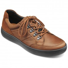Dark Tan Nubuck/Suede