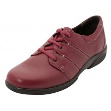 Glossop - Russet Red Leather