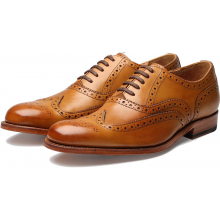 Dylan Tan Calf Leather Sole