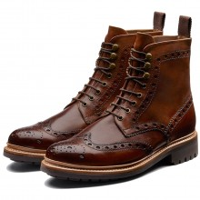 Grenson Fred C Tan HP