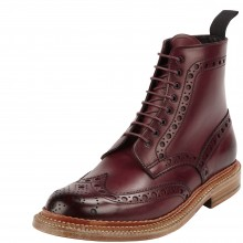 Fred Triple Welt Bordeaux