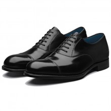 Gresham Black Calf