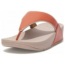 Lulu Pop-Binding Toe Post - Coral