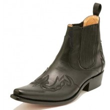 Sancho Abarca 6152 MONK - Pull Grass Black