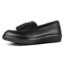Petrina Moccasin - Black