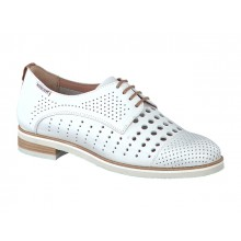 Mephisto Pearl Perf in White (Sandycalf 4830/Mano 3535)