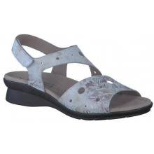 PHIBY PERF FLORUS 26005 LIGHT GREY