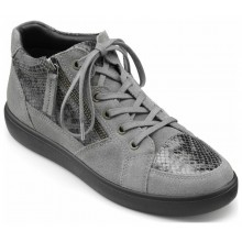 Urban Grey Multi Suede/Leather