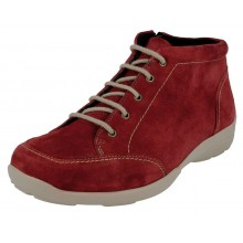 Rochefort - Red Suede