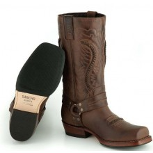 Sancho Abarca Boots 5859 Showoff Crazy Old Sadale