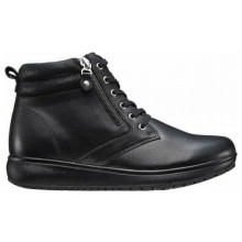 WILMA 2 BLACK LEATHER