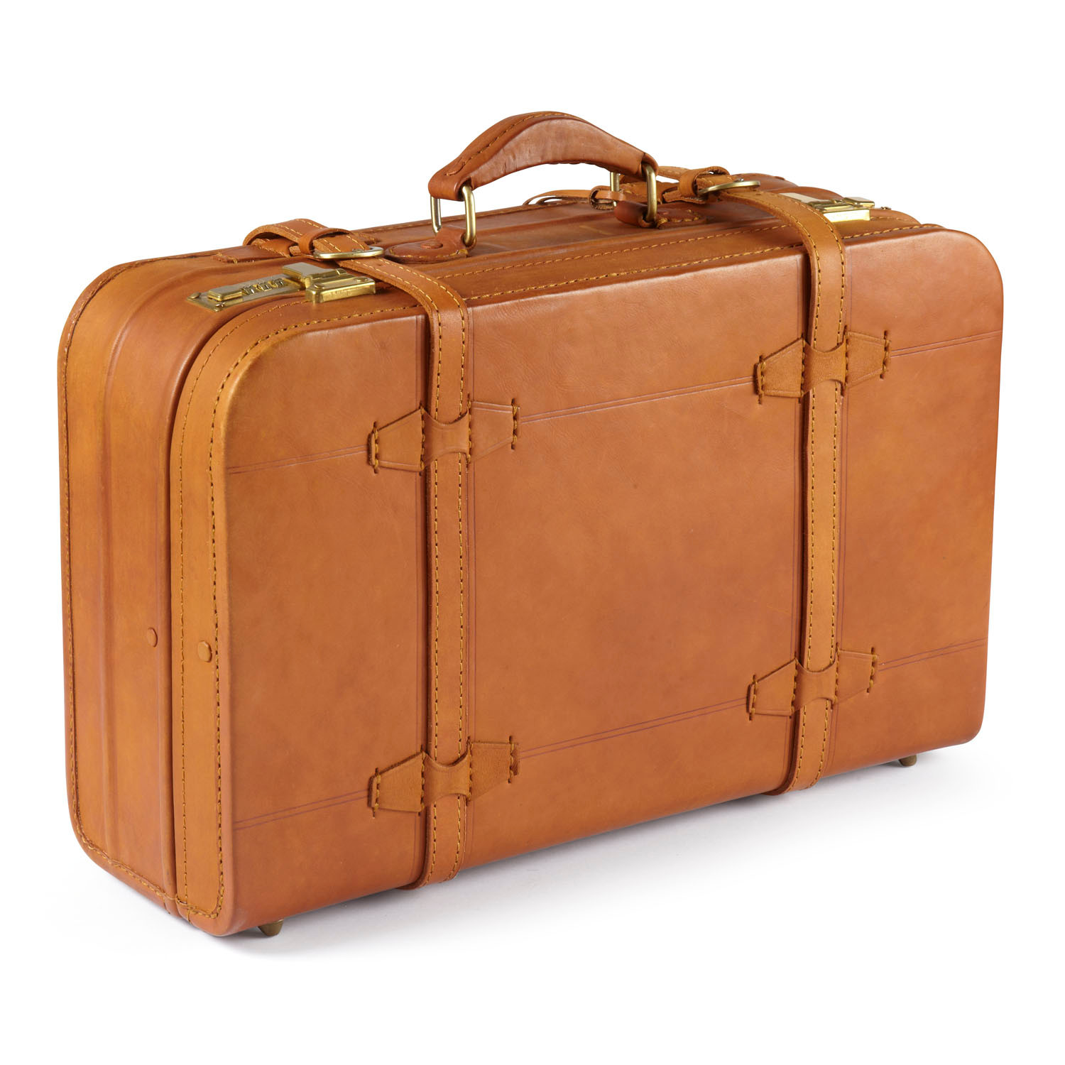 Ashwood medium vintage suitcase shoes international - Vintage suitcase ...