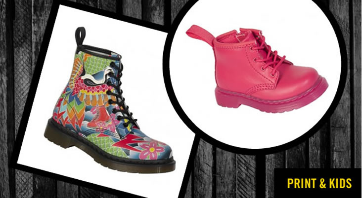 Dr Marten Kids Shoes