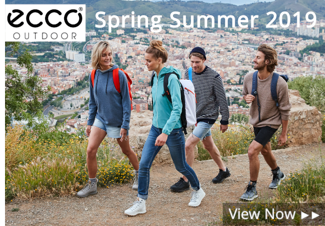 Ecco Outdoor Spring 2019