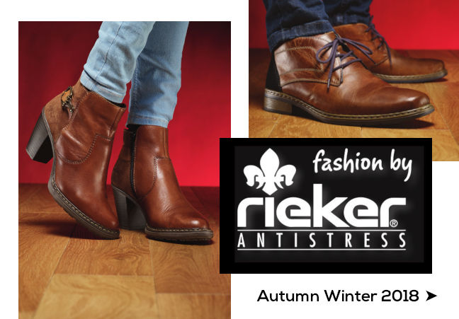 Rieker Autumn 2018