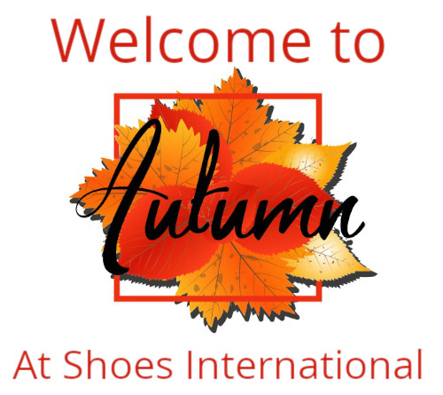 Welcome to Shoes International Autumn