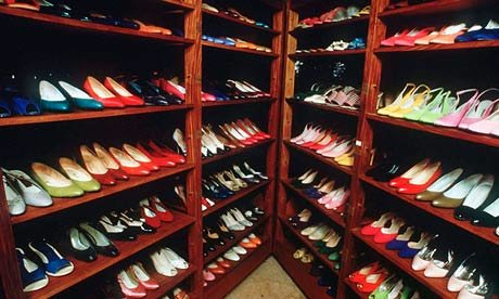The Shoe Collection of Imelda Marcos (Imelda Part 2)