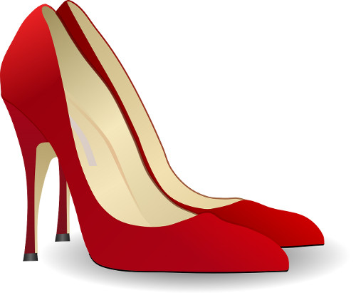 High Heels – Then And Now