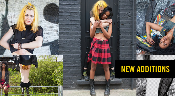 Dr Martens - New Styles for Spring 2015!