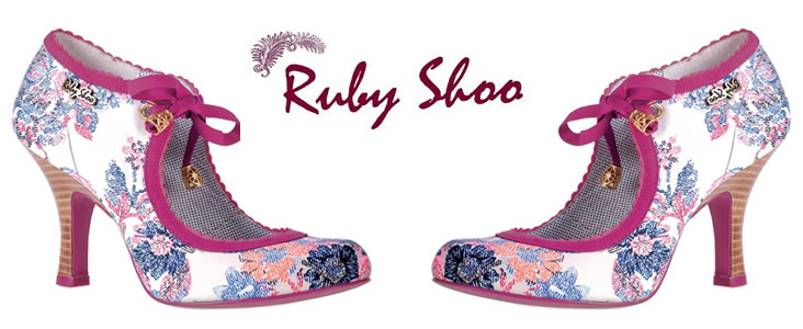 Beat the Blues with Ruby Shoo