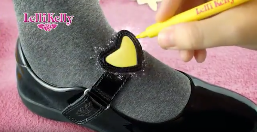 New Lelli Kelly School Shoes TV Ad