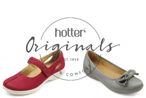 Hotter Originals - Spring Summer 2018