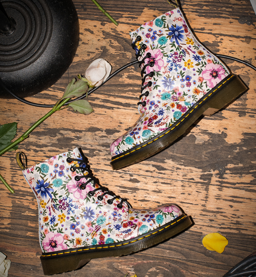 Summer 2018 with Dr Martens